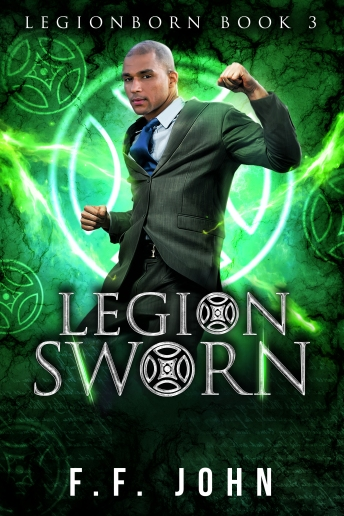 LegionSworn final ebook cover F F John